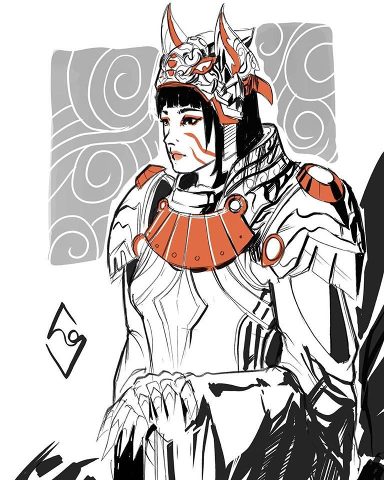 Princess Zaluthra by mangamie