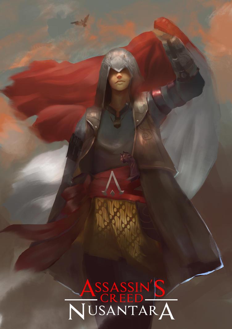 Assassin's Creed Nuasantara by mangamie