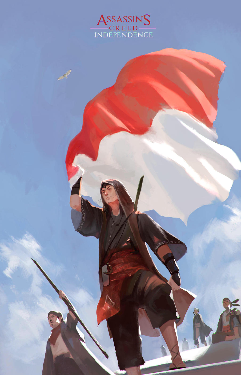 Assassin Creed Nusantara By Mangamie On Deviantart