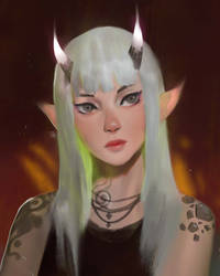 Devilish by mangamie
