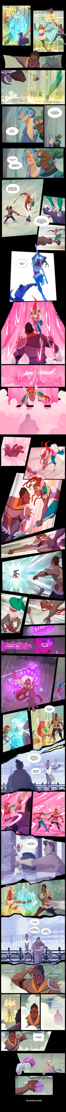 Burn Away - Page 34 by justsnooze