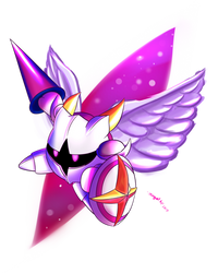 Galacta Knight by magotthemaggot