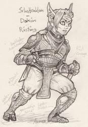 Shadow Clan Armor Concept