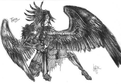 Tsunoe Adept of Shadow