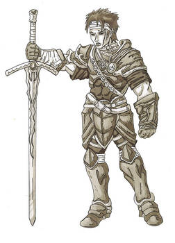Adept of Steel Template
