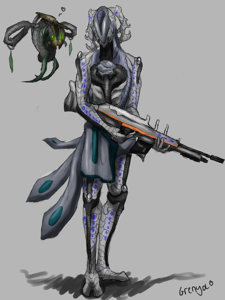 best weapon for ivara