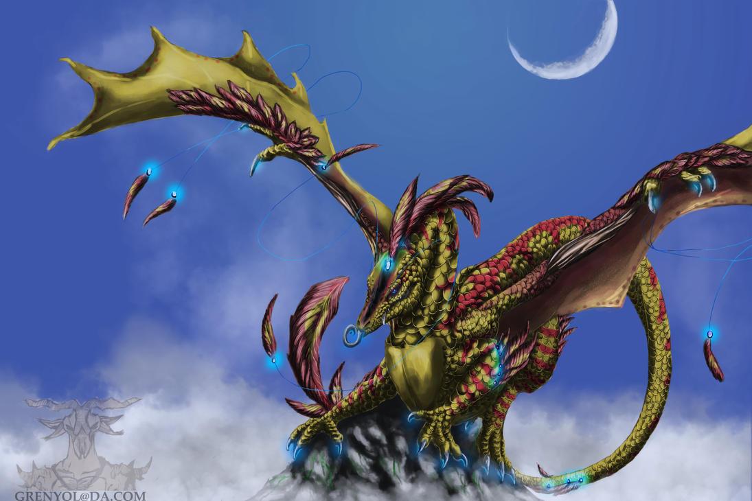 Luminous Venom by Grenyol