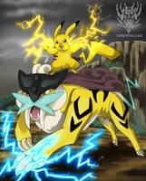 Thunder tagteam by Grenyol
