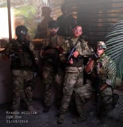 Kranio Militia CQB Inn