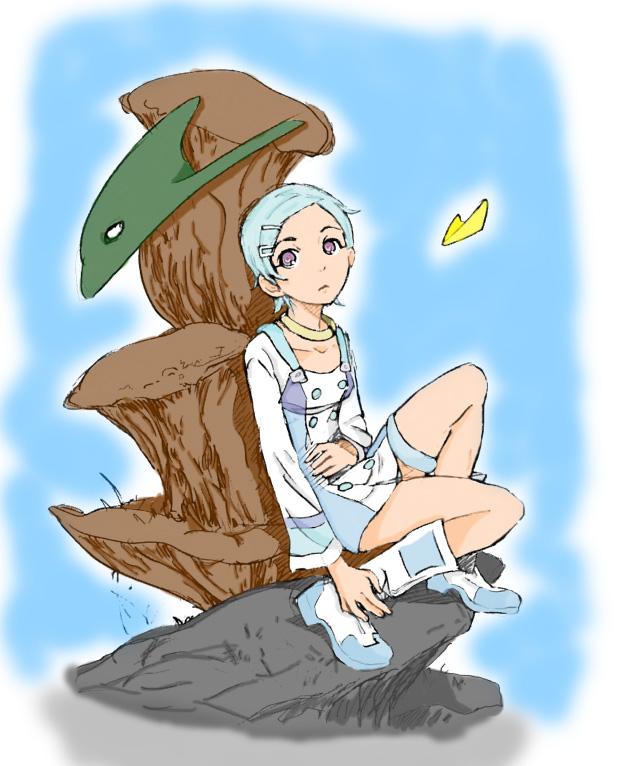 Eureka seveN: Eureka by Kei-sei