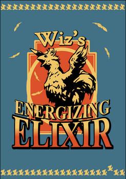 Final Fantasy XV - Wiz's Energizing Elixir