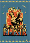 Final Fantasy XV - Wiz's Energizing Elixir