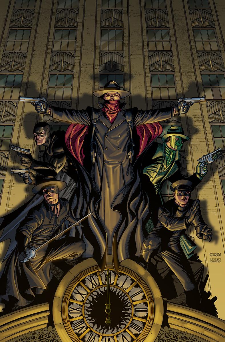 Masks cover by ThiagoRibeiro