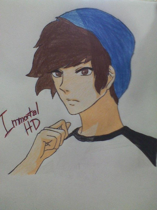 immortalhd drawing - photo #14