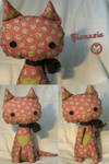 Siouxsie Plush Cat