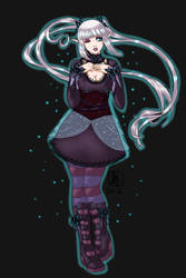 Eve gift for Yunabella coloured by LoriFloof