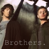 SPN Icon : Brothers by Corzed