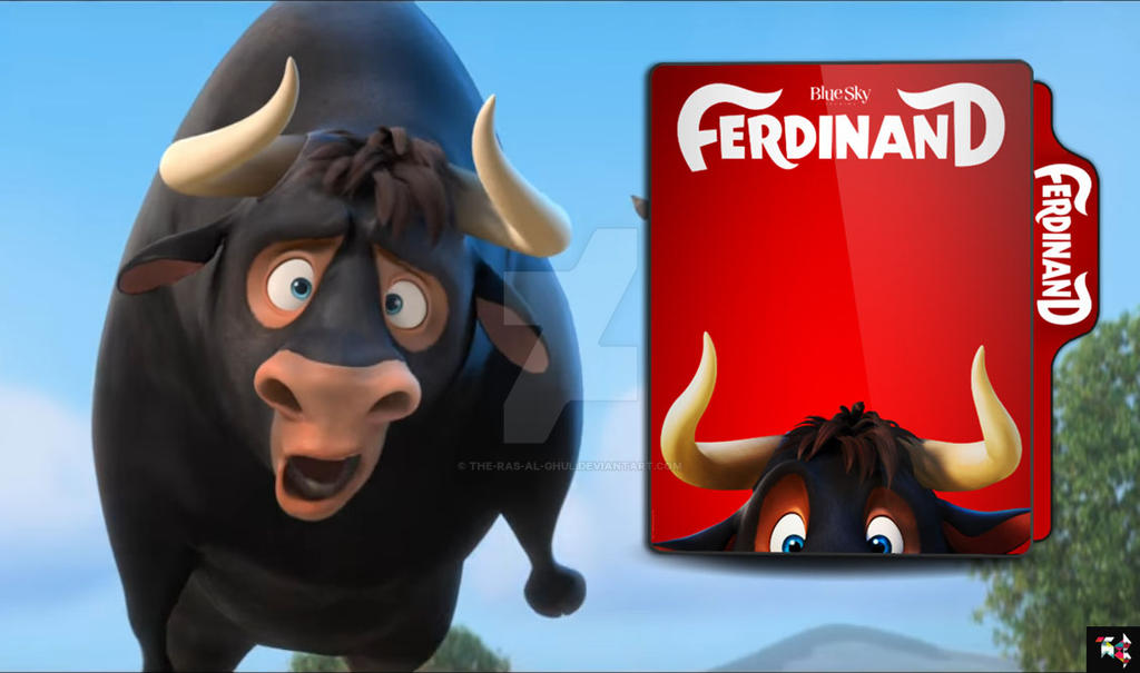 Ferdinand 2017 Icon By The Ras Al Ghul On Deviantart