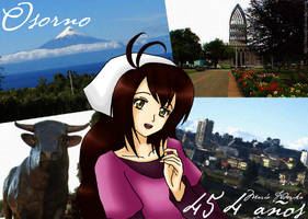 .: 454 Aniversario :. by OhAnika