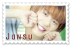 .: Junsu Stamp :. by OhAnika