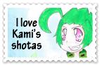 .: Kamitusa -Stamp :. by OhAnika