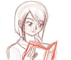 .: Diligencia - Scketch :. by OhAnika