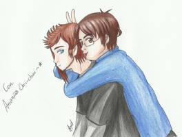 .: Dario y Ananias :. by OhAnika