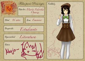 .: Fede - Academia de las Artes :. by OhAnika