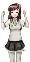 .:* Sohee con uniforme *:. by OhAnika