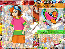 .:* VGU - Birdy *:. by OhAnika