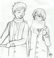 .: Love is like a snowflake :. by OhAnika