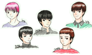 .:* DongBangShinKi *:. by OhAnika