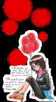 .: Balloons :. by OhAnika