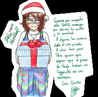 .:* Feliz Navidad *:. by OhAnika