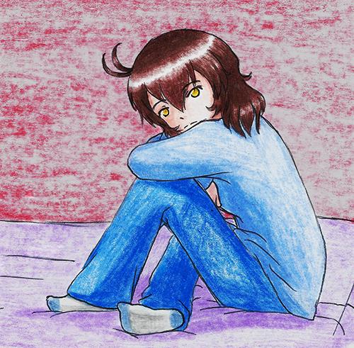.:* Rain in my heart *:. by OhAnika