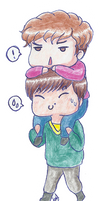 .: Leader Supports... TVXQ Side :. by OhAnika