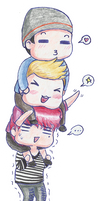 .: Leader Supports... JYJ Side :. by OhAnika