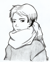 .: SeHun - Winter :. by OhAnika