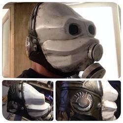 Half life 2 metro cop helmet