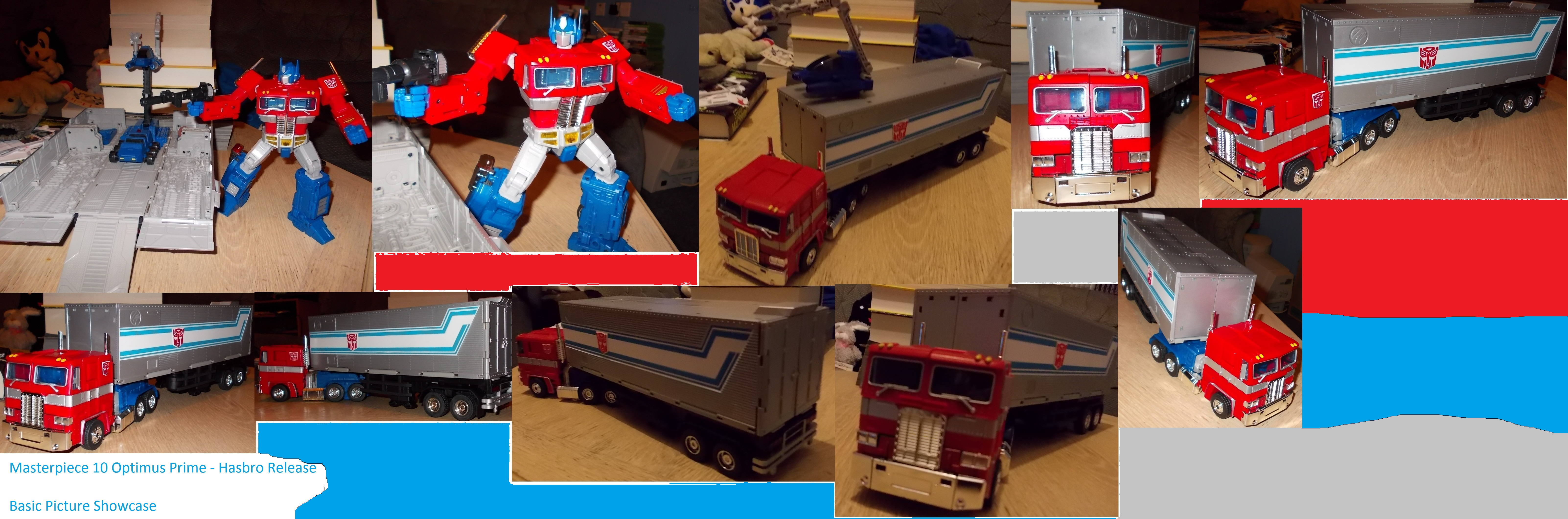 Transformers Masterpiece 10 Optimus Prime Showcase By Reinahw On Mp Convoy