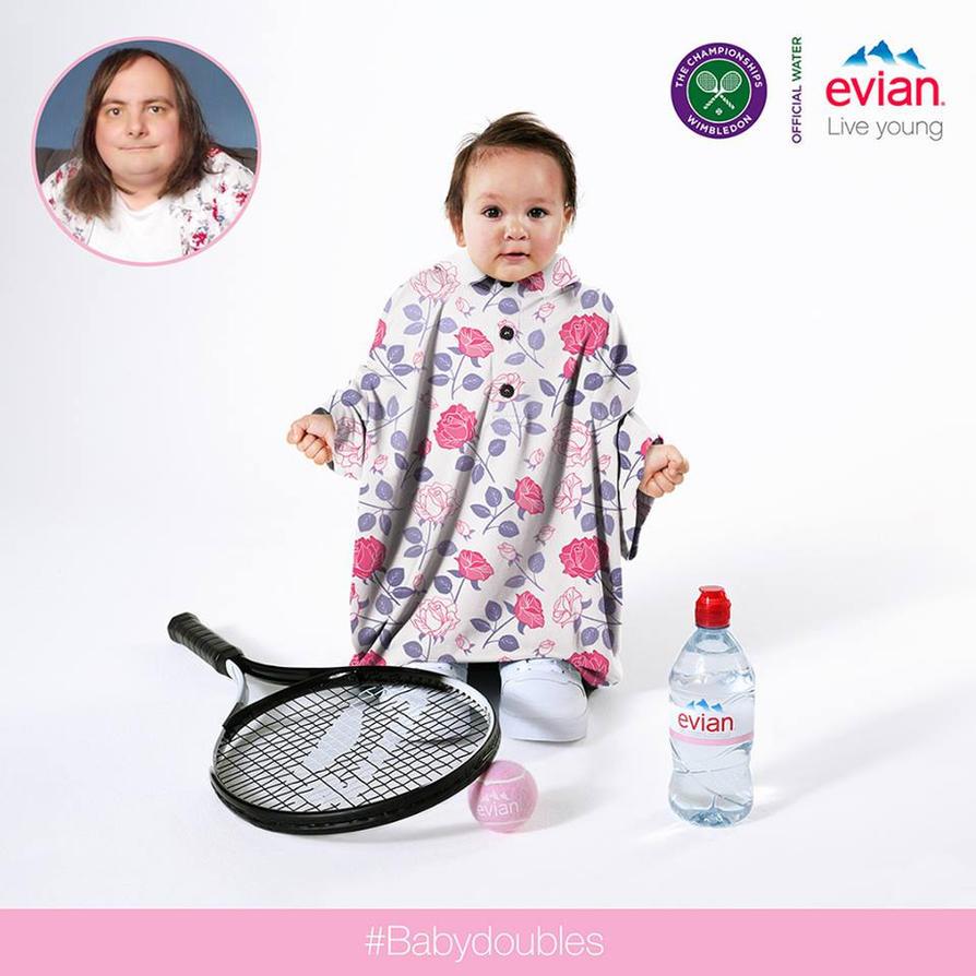 Reina Watt - Baby Double by ReinaHW