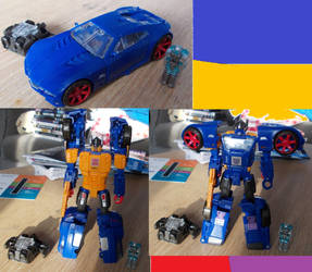 Power Of The Primes Punch-Counterpunch