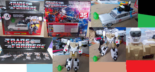 Transformers Crossovers Ectotron