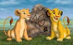 Happy Birthday Lion King