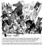 webcomic game