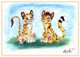 2 Brothers by meeko-okeem