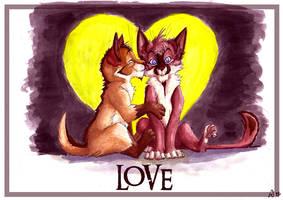 Love 2 by meeko-okeem