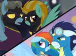 Wonderbolts vs. Shadowbolts