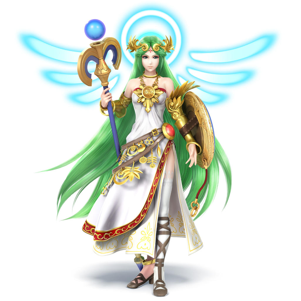 Palutena by jokerfake