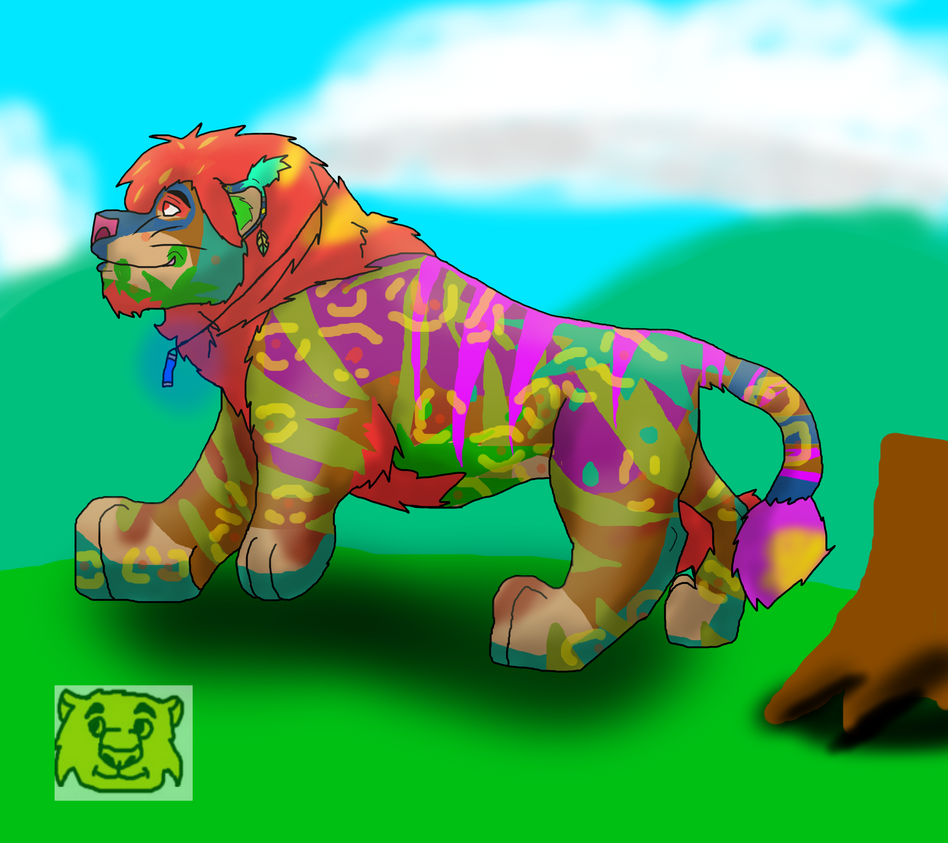 Game-paint by Lionkid2